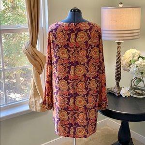 Ann Taylor Dresses - 🌺Ann Taylor Lined Midi Dress Size L